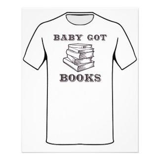 Baby Got Books Flyer