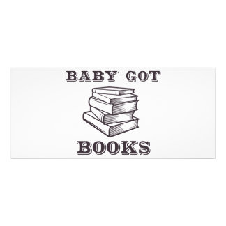 Baby Got Books Rack Card
