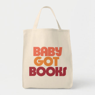Baby got Books Tote Bag