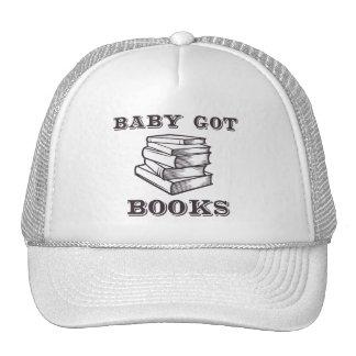 Baby Got Books Trucker Hat