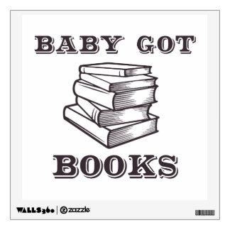 Baby Got Books Room Graphics