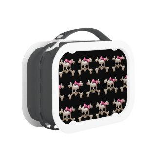 baby goth lunch box