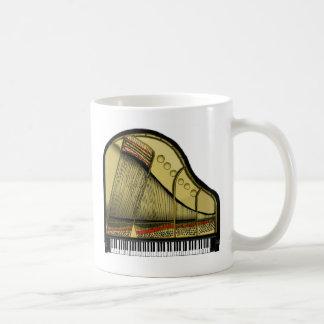 Baby Grand Piano Mug