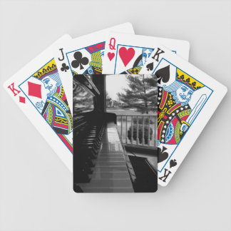 Baby Grand Piano Playing Cards