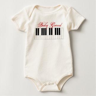 Baby Grand Piano - Creeper