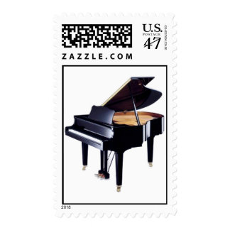Baby Grand Piano U.S. Postage Stamps