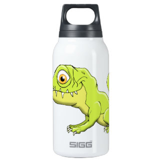 BABY GREEN DRAGON INSULATED WATER BOTTLE