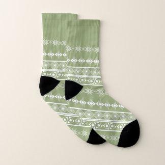 Baby Green Socks
