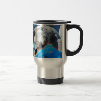 Baby Green Turtle Travel Mug