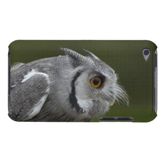Baby Grey Owl iPod Case-Mate Case
