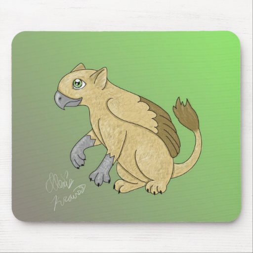 Baby Griffin Mouse Pad