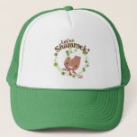 "Baby Groot ""Let's Shamrock!"" Trucker Hat"