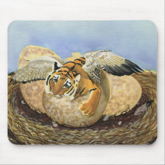 Baby Gryph Mouse Pad