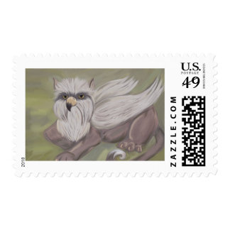 Baby Gryphon Stamps