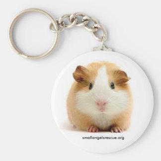 Baby Guinea Pig keychain