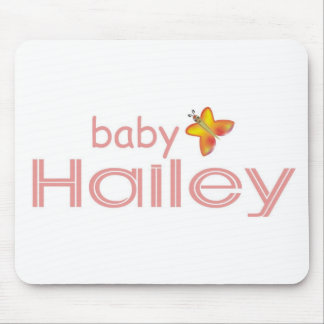 Baby Hailey Mouse Pad