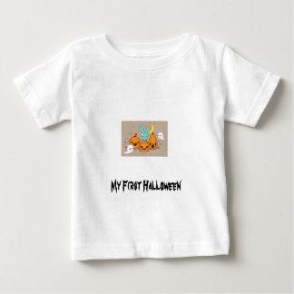 baby halloween, My First Halloween T-shirts