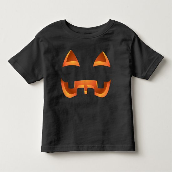 Baby Halloween Shirt Baby Pumpkin Costume Shirts
