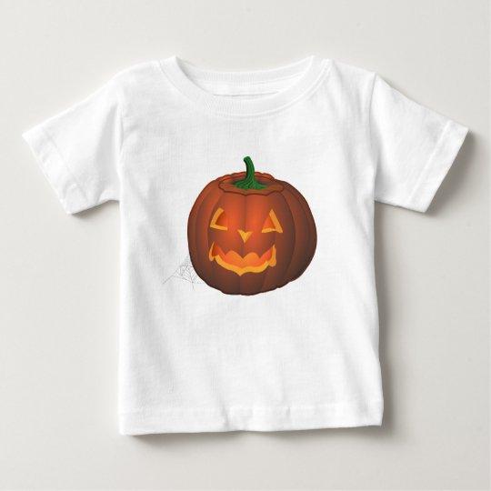 Baby Halloween Shirt Baby Pumpkin Costume Shirts