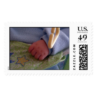 Baby Hand Postage