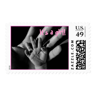 baby hands postage