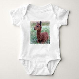 Baby Hannah Alpaca Baby Bodysuit