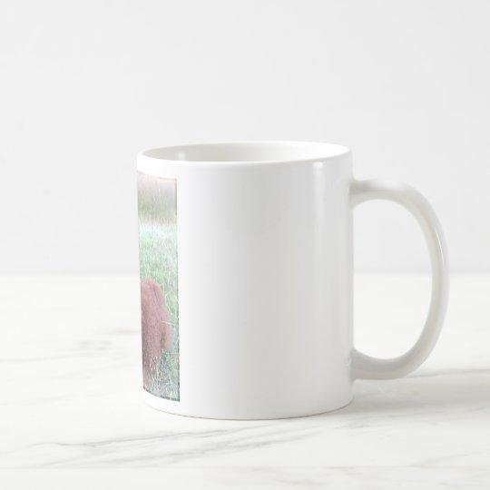Baby Hannah Alpaca Coffee Mug