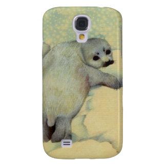 Baby Harp Seal Samsung Galaxy S4 Case