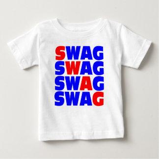 Baby has SWAG Baby T-Shirt