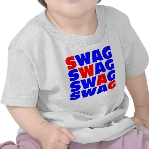 Baby has SWAG Shirt