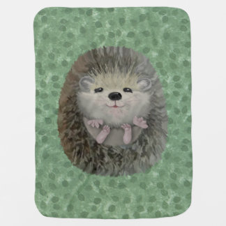 Baby Hedgehog Baby Blanket