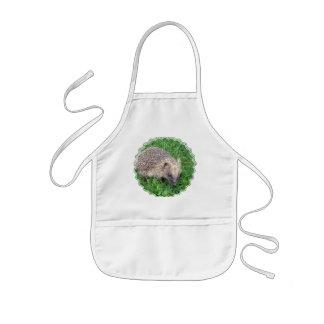 Baby Hedgehog Children's Smock Kids' Apron