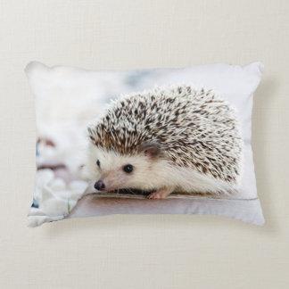 Baby Hedgehog Decorative Pillow