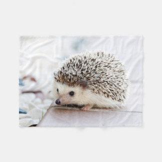 Baby Hedgehog Fleece Blanket