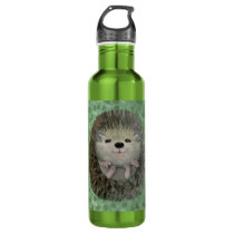 Baby Hedgehog Water Bottle