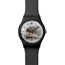 Baby Hedgehog Wristwatch