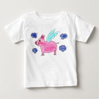 Baby herdsman pig t shirt