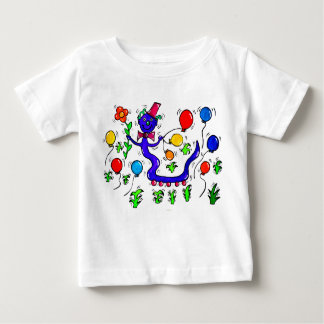 Baby herdsman worm infant t-shirt