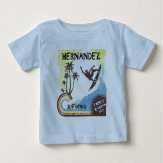 baby Hernandez Family Reunion Baby T-Shirt