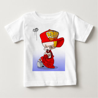 Baby hip Hop Badboy Baby T-Shirt