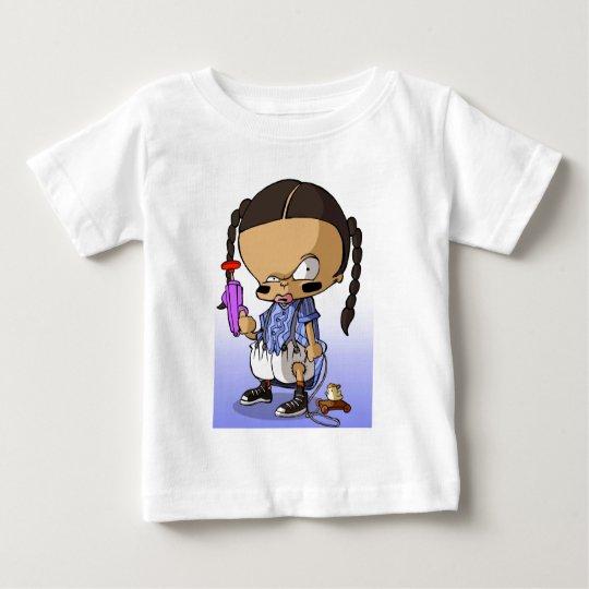 f30b81c78 Baby Hip Hop Gangsta Baby T-Shirt | Zazzle.com