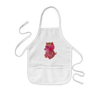 Baby Hippo Kids' Apron