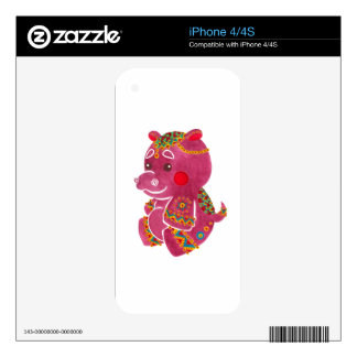 Baby Hippo Skins For The iPhone 4