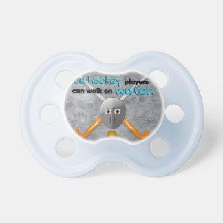 Baby Hockey Gift Pacifier