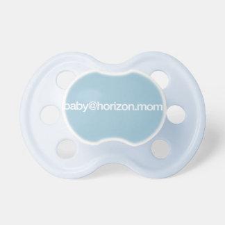 """""""baby@horizon.mom"""" Pacifier"""
