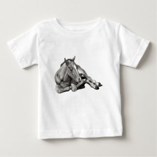 BABY HORSE: PENCIL BABY T-Shirt