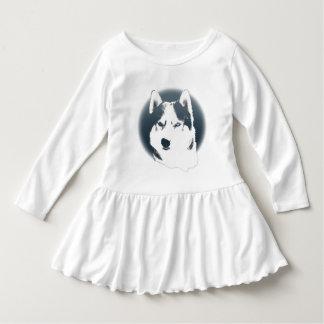 Baby Husky Dress Siberian Husky Puppy Baby Dress