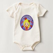 ropita de bebe flamenca
