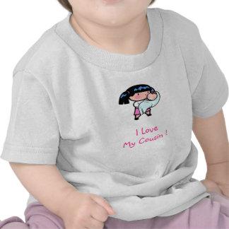 baby, I LoveMy Cousin ! T Shirts