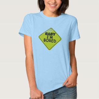 Baby I'm Bored Tee Shirt